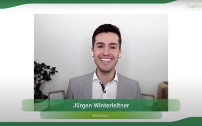 Moderator Online Vortrag virtuell Jürgen Winterleitner