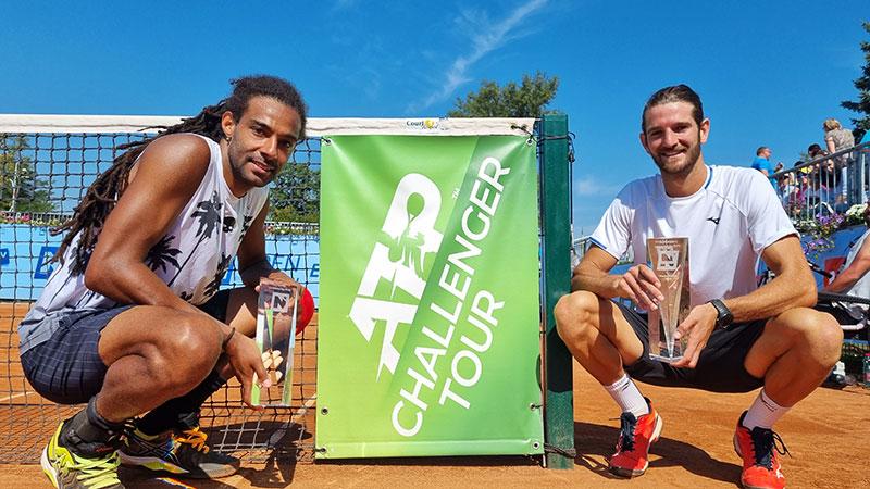 tennis atp challenger tulln doppel champions dustin brown andrea vavassori